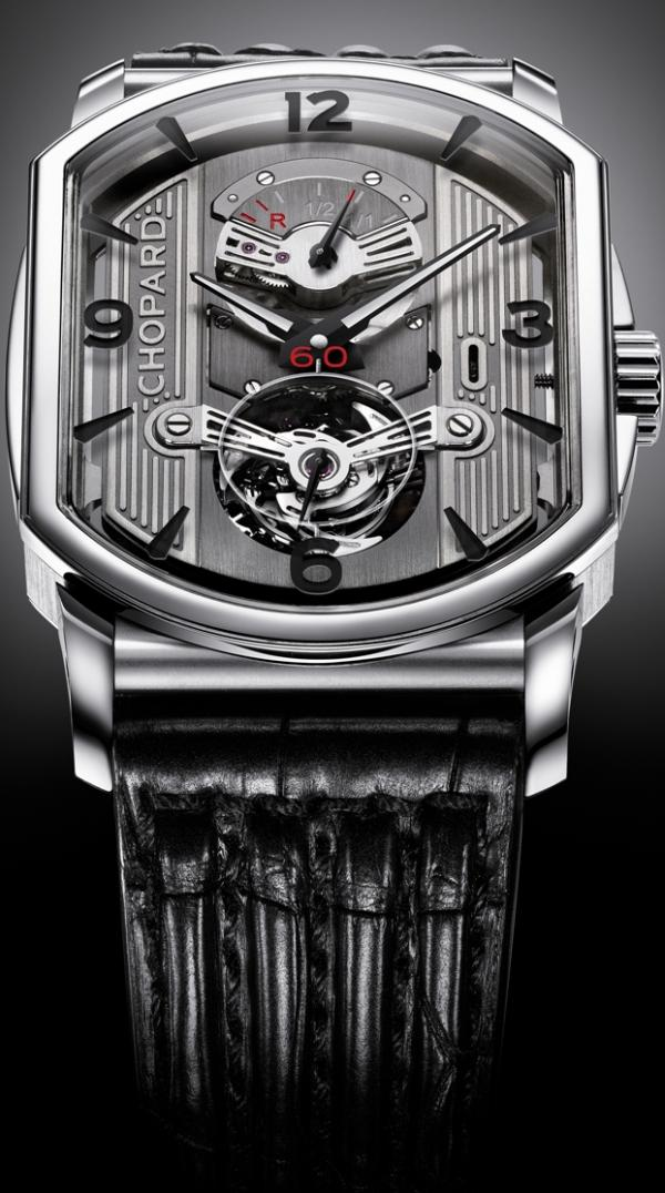 Chopard LUC Engine One Tourbillon D