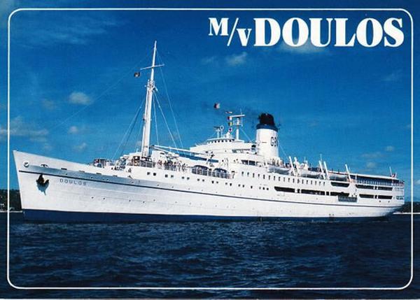 MV Doulos