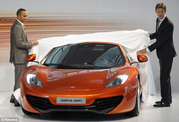 McLaren McLaren Makes a Ferrari Equivalent and Offers It at Half the Cost!