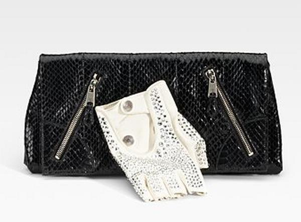 alexander mcqueen faithful clutch handbag