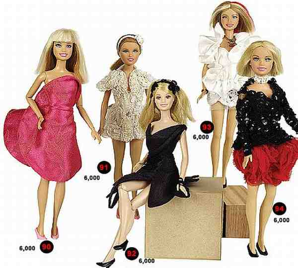 barbie-collection