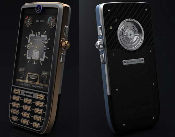 Chairman, the most expensive android phone