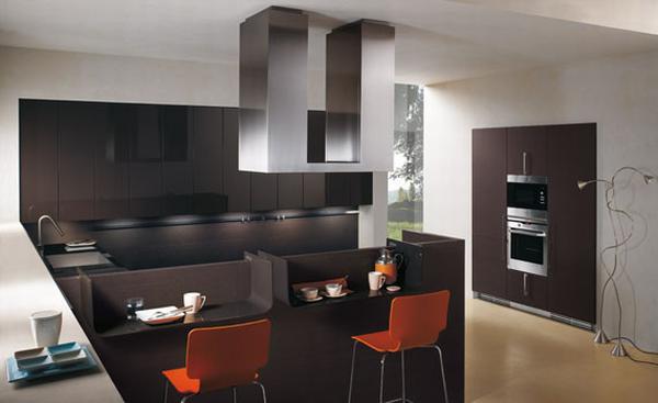 ernestomeda unveils kitchen programs for the jaded - elite choice - Ernestomeda Barrique