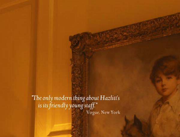 london soho hotel Elite Estate: Hazlitt's Is Londons Only Hotel with a Retractable Glass Roof