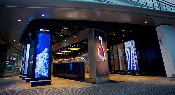 martell boutique HKIA