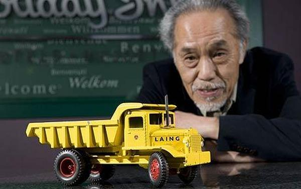 matchbox toy truck