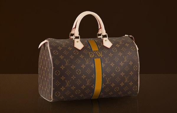 Customize Your Louis Vuitton Bag in 200 Million Ways ...