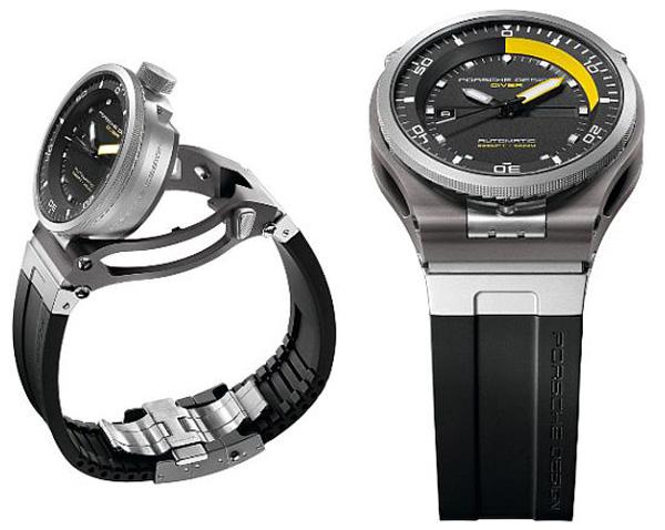 P'6780 :Diver Watch by Porsche