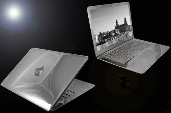 stuart hughes expensive laptop