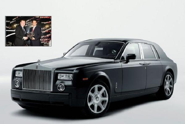 Rolls Royce Phantom Rolls Royce Phantom Bags The Luxury Car Of The Year Award In Kuwait