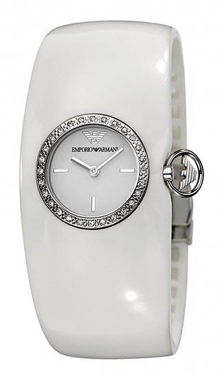 Emporio Armani watch for the summer