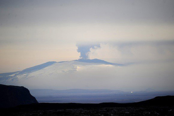 ash cloud The Icelandic ash cloud becomes a bane for the duty free retailers