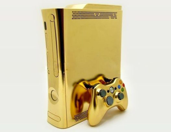 gold x-box by Computer-Choppers