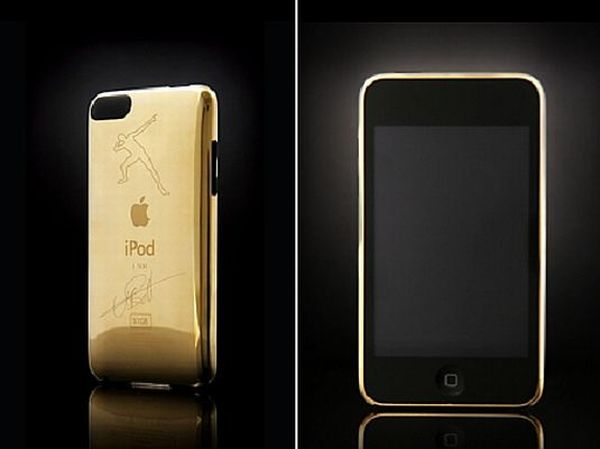 iPod gold