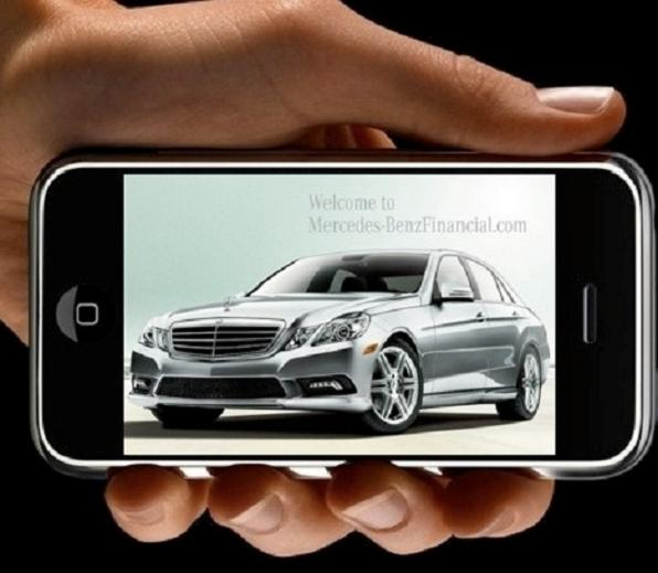 mercedes-iphone-app
