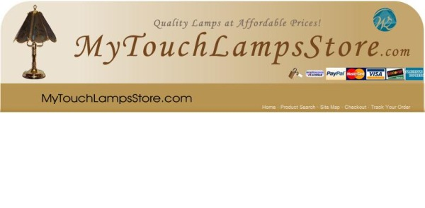 my touch lamps store