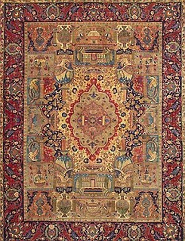17th Century Persian Rug Fetches £62 million  Elite Choice