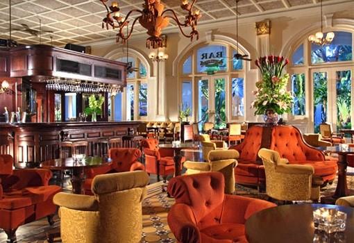 The singapore raffles hotel