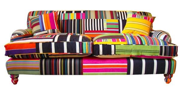 squint sofa at the Conran Shop