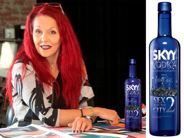 Sex and the City SKYY Vodka