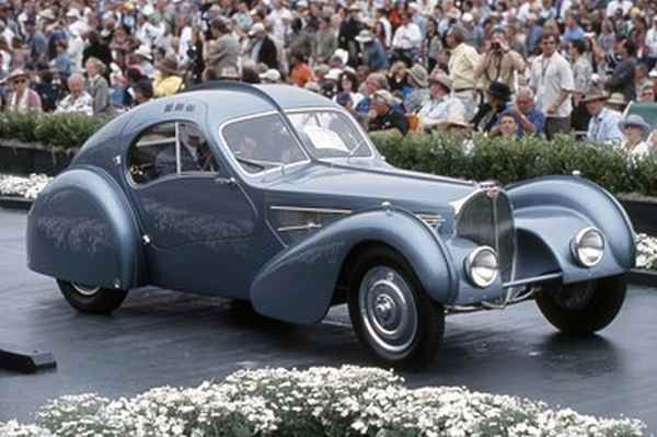 1936 Bugatti 57SC Atlantic 1936 Bugatti 57SC Atlantic, The World's Most Expensive Car Sold For $40 Million