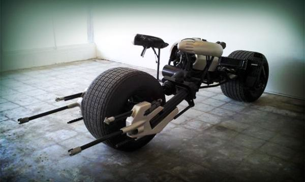2011 Custom Built Motorcycles Batpod