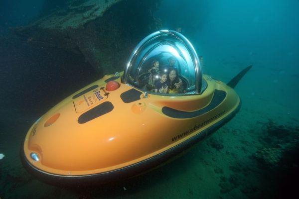U Boat Worx submarine