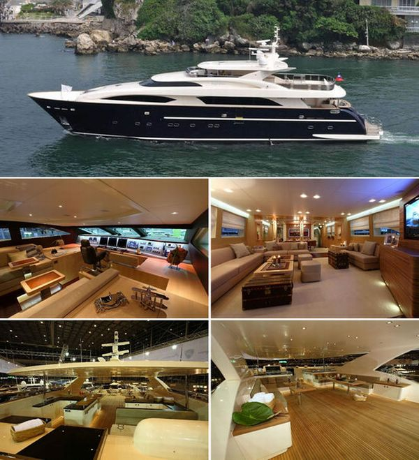 Espresso megayacht 1 thumb 550x603 Drettmann Group brings out another beauty: The superyacht Espresso