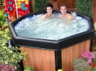 Spa-N-A-Box sky mall portable spa