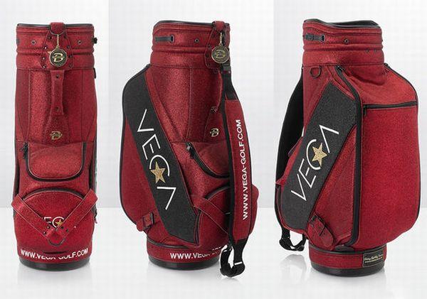 Vega Glitter Golf Bag