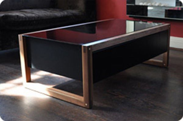 Super Fun A coffee table that is also a gaming arcadeElite Choice
