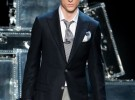 dunhill's custom made suit