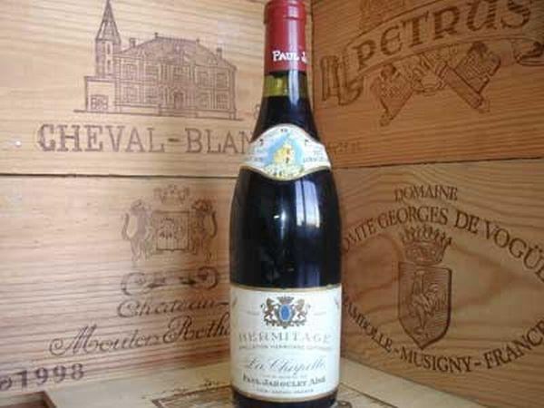 la Chapelle 1961 wine