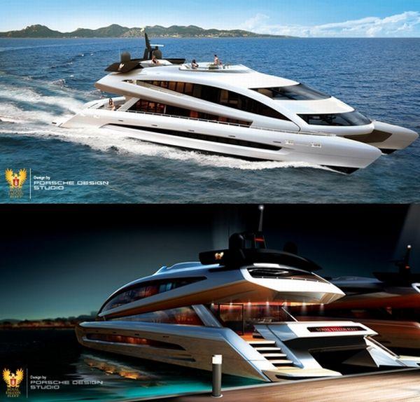 porche design yacht