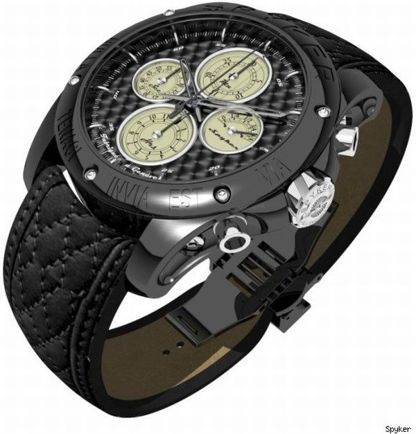 spyker-chronograph-watch