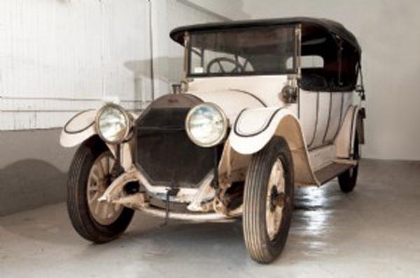 "1913 Stevens-Duryea Model ""C-Six"""