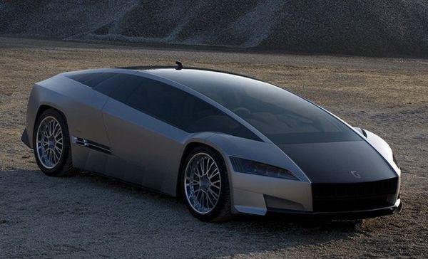 Giugiaro Quaranta concept car