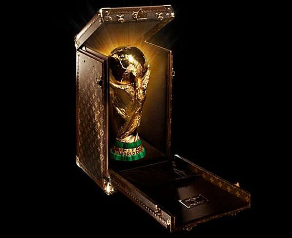 2010 FIFA World Cup Trophy Travel Case
