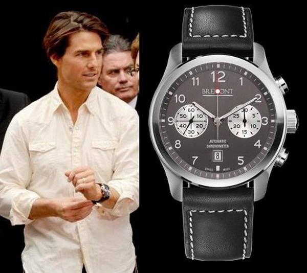 celebrities bremont watches