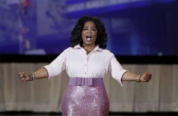 top earning celebrity Oprah Winfrey
