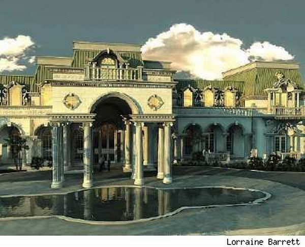 lake butler mansion