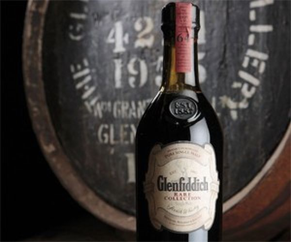 rare Glenfiddich
