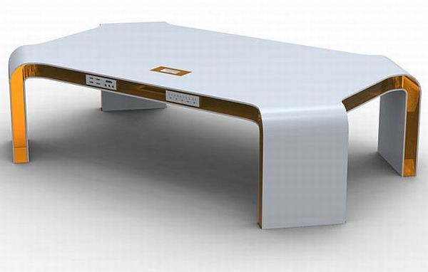 A high tech coffee table for your living room elite choice - Table basse high tech ...