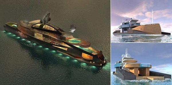 maharaja yacht