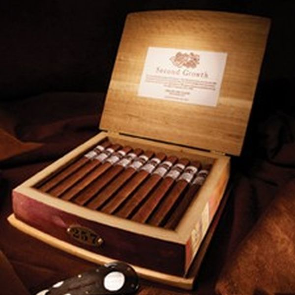 second-growth-davidoff cigar