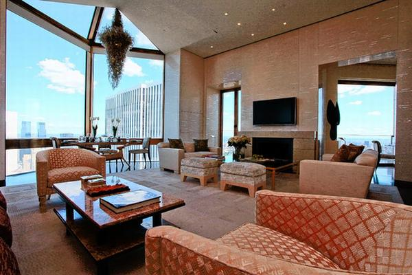 Ty warner suite america 39 s most expensive hotel room for Most expensive hotel in america