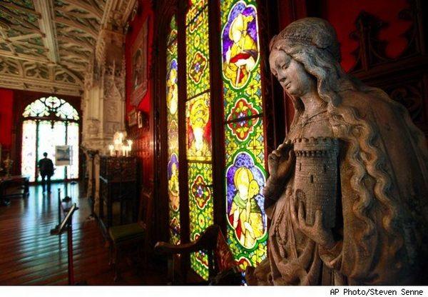 vanderbilts gothic art