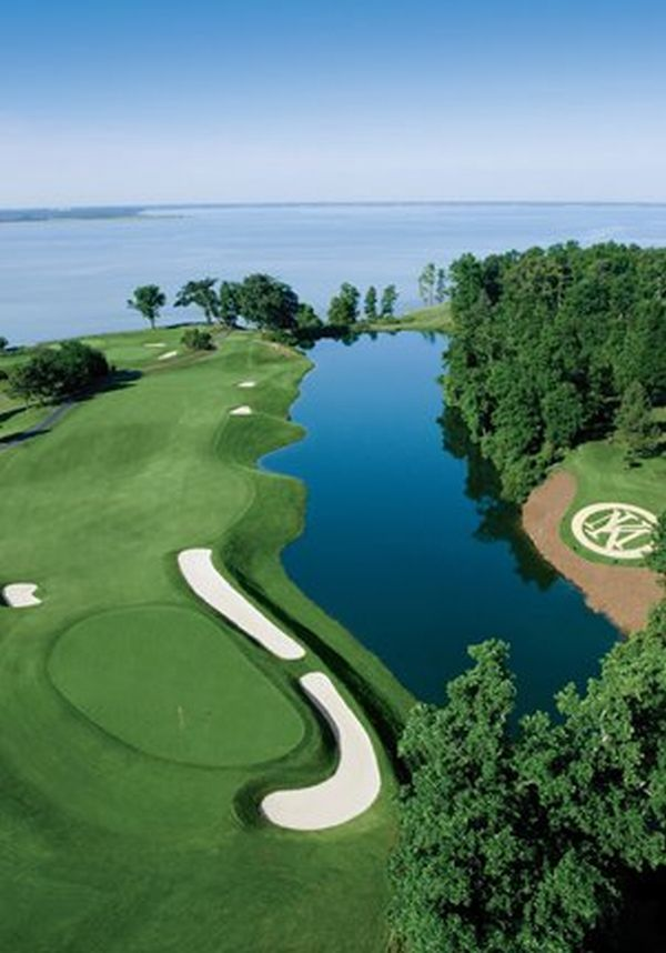Kingsmill golf resort