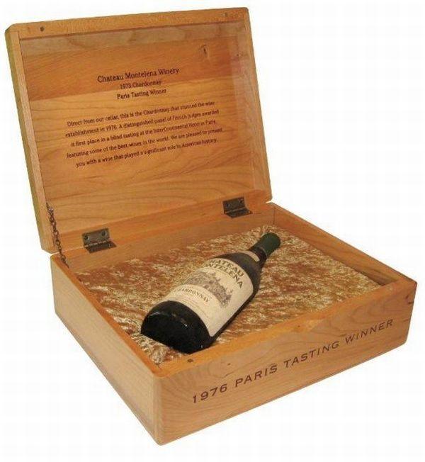 1973 Chateau Montelena Chardonnay