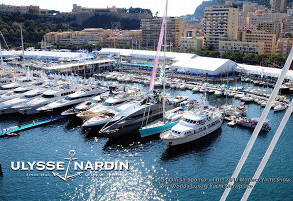 Monaco Yacht Show Sponsor